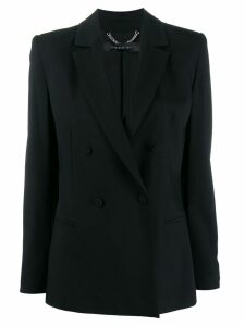 Federica Tosi double breasted blazer - Black