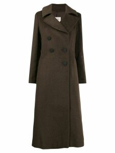 Jovonna Soula coat - Brown