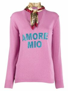 5 Progress Amore Moi knitted jumper - Pink