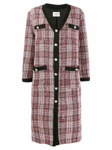 Jovonna Connie coat - Red