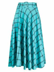 Alice+Olivia flared style skirt - Blue