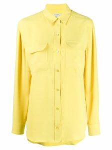 Equipment cargo shirt - Yellow