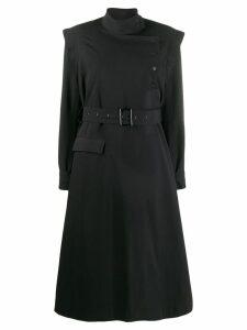 Liska Luli coat - Black