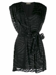 Alice+Olivia Essie dress - Black
