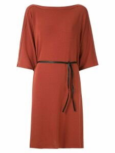 Uma Raquel Davidowicz Rubi knit dress - Red
