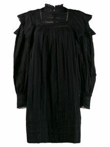 Isabel Marant Étoile smock dress - Black