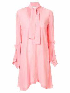 Kitx asymmetric hem dress - Pink