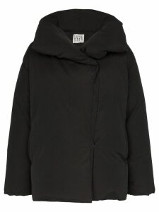 Toteme annecy puffer jacket - Black