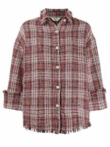 Jovonna Letty tweed jacket - Black