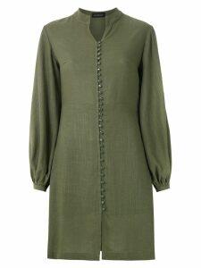 Olympiah Romania dress - Green