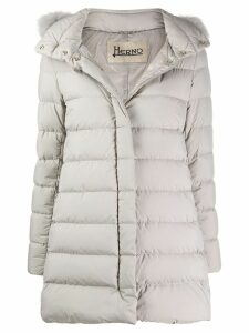 Herno hooded padded coat - Neutrals