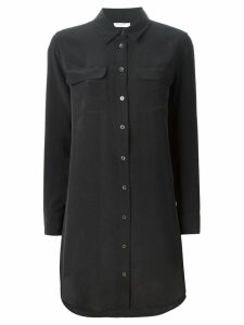 Equipment oversized shirt - Black