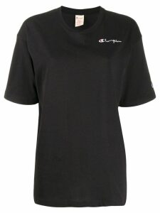 Champion round neck T-shirt - Black