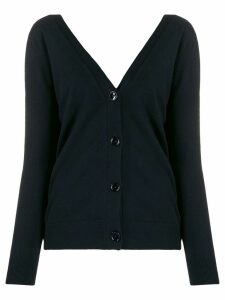 PS Paul Smith v-neck cardigan - Blue