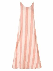 Lee Mathews Sufi scoop back dress - Pink