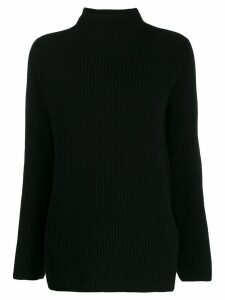 Forte Forte ribbed knit jumper - Black