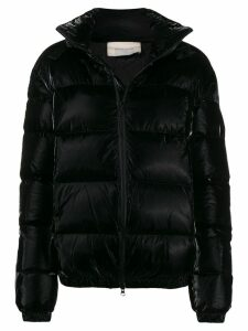 1017 ALYX 9SM high collar puffer jacket - Black