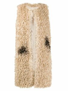 Bellerose Evita textured coat - Neutrals