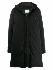 Ambush padded hooded coat - Black