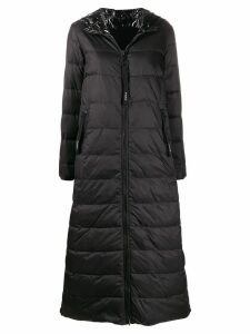 Pinko hooded padded coat - Black