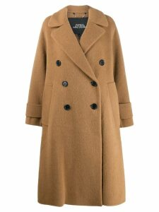 MARC JACOBS double breasted coat - Neutrals