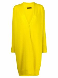 Fabiana Filippi cardi-coat - Yellow