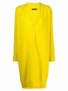Fabiana Filippi cardi-coat - Yellow
