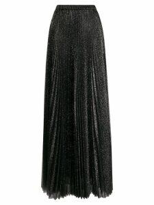 Philosophy Di Lorenzo Serafini glitter detail pleated skirt - Black