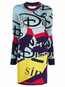 Iceberg Disney sweater dress - Blue