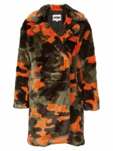 Apparis camouflage pattern jacket - Green
