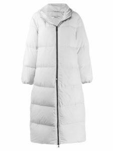 Katharine Hamnett London oversized padded coat - Grey