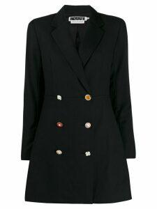 Rotate double breasted mini dress - Black