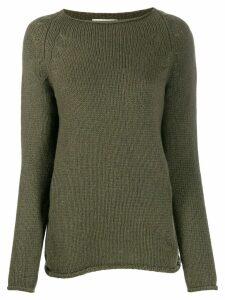 Forte Forte knitted plain jumper - Green