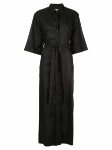 Matteau long shirt dress - Black