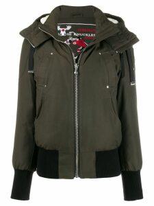 Moose Knuckles Lejeune padded jacket - Green