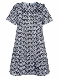 Jonathan Cohen floral print dress - Black
