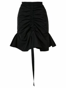 Ellery peplum skirt - Black