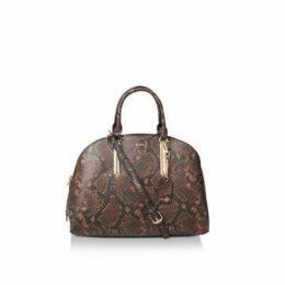 Aldo Gwilide - Snake Print Bag With Luggage Tag