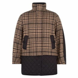 Ganni Technical Wool Jacket