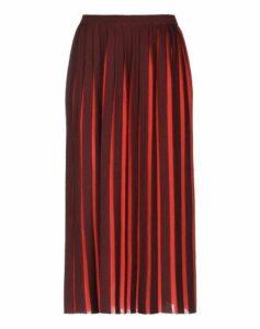 MALÌPARMI M.U.S.T. SKIRTS 3/4 length skirts Women on YOOX.COM