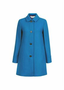 Fia Coat Agean Blue 18