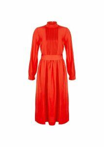 Naomi Dress Red