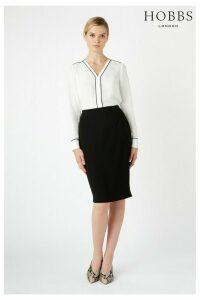 Womens Hobbs Black Kiera Skirt -  Black
