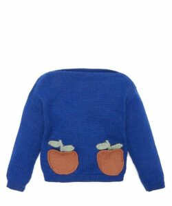 Clementine Pocket Sweater 4-6 Years