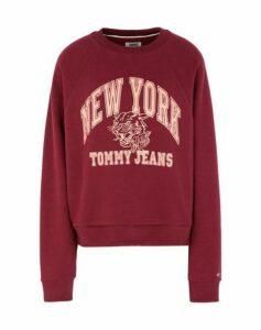 TOMMY JEANS TOPWEAR Sweatshirts Women on YOOX.COM