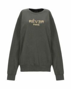 RÊVER  Paris TOPWEAR Sweatshirts Women on YOOX.COM