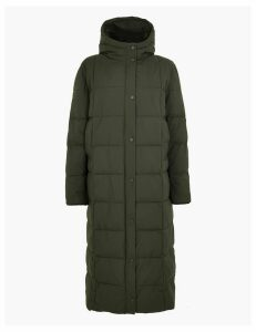 M&S Collection Padded Duvet Coat