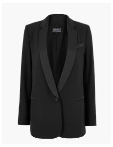 M&S Collection Tuxedo Blazer
