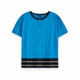 Crew Neck Short-Sleeved T-Shirt