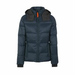 Olga Mat Padded Puffer Jacket with Hood